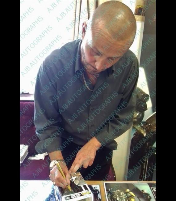 4-LOM Pop Vinyl Signed By Chris Parson