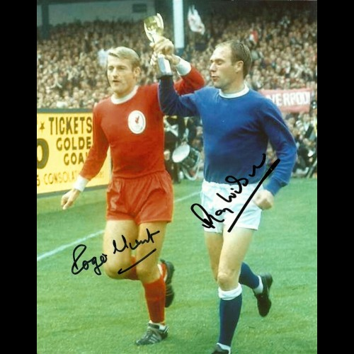Roger Hunt & Ray Wilson