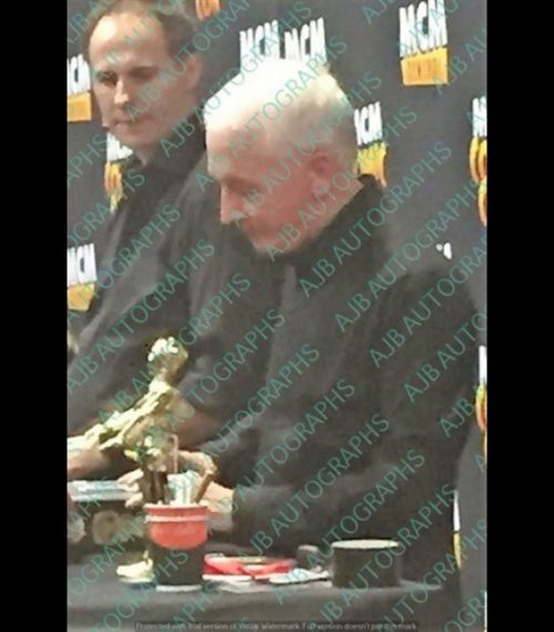C-3PO #64 Funko Pop Signed By Anthony Daniels