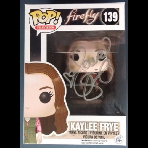 Firefly #139 Kaylee Frye Dirty Face Exclusive Signed By Jewel Staite