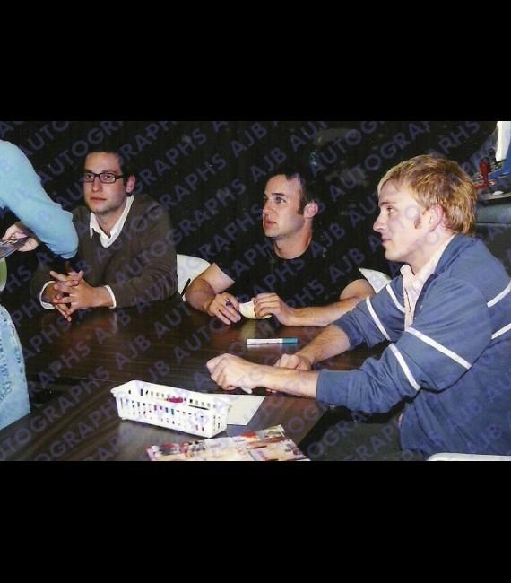 Tom Lenk & Danny Strong & Adam Busch